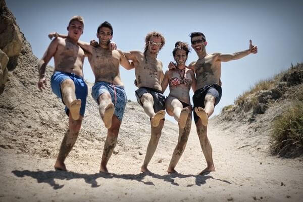 summer camps for teens, clay Dunes Tarifa