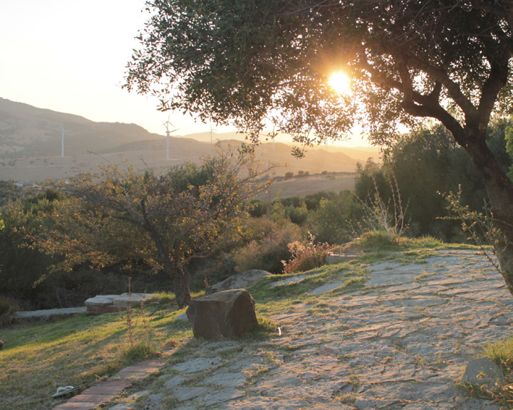 unforgettable summer camp memories, sunset Tarifa